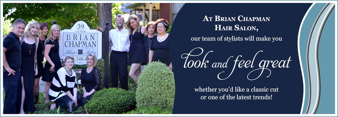 Brian Chapman Hair Salon: Making You Look and Feel Great!