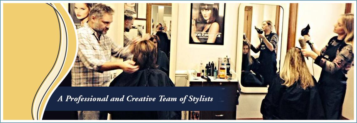 Brian Chapman Stylists are The Best!
