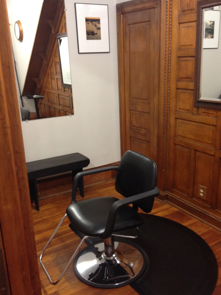 Brian Chapman Hair Salon Styling Stations - we'll make you look and feel good while being comfortable in our salon
