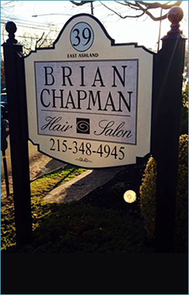 Brian Chapman Hair Salon 215-348-4945