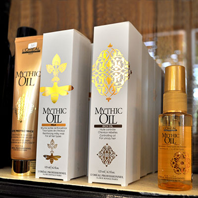 "L""Oreal Mythic Oil"