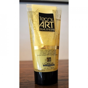 L'Oreal Tecni.Art Dual Stylers: Bouncy & Tender