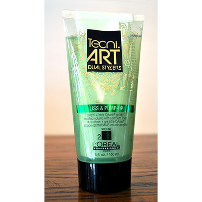 L'Oreal Tecni.Art Dual Stylers: Liss & Pump-Up