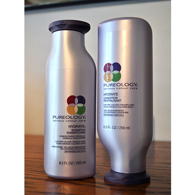 Pureology Shampoo & Conditioner: Hydrate