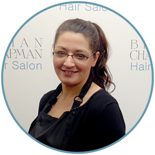 Karen Clift - Shampoo Assistant and Blow-dry Specialist at Brian Chapman Hair Salon