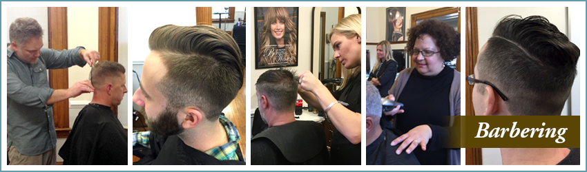 Doylestown Barbering at Brian Chapman Hair Salon