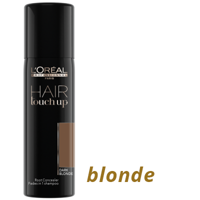 Blonde L'Oreal Professionel Hair Touch Up Spray available at Brian Chapman Hair Salon in Doylestown, PA
