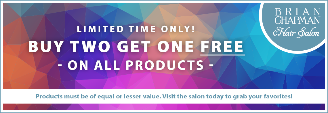 Buy Two Get One Free Products!