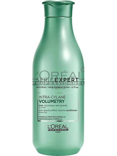 Serie Experts Volumetry Conditioners intra-cyclane brings nourishment and volume together without cutting corners. This won't weigh down fine hair, but brings back some much needed shine and hydration!