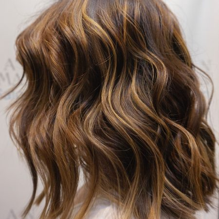 Balayage Hair Painting by Senior Stylist Laurie Melendez